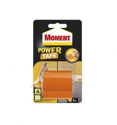 Универсална лента Power Tape оранж 5 м. - Moment