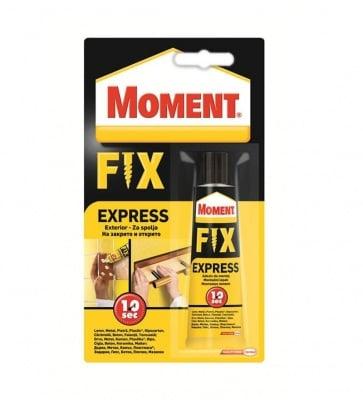 Монтажно лепило Fix Express 75 гр. - Moment