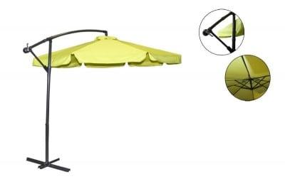Градински чадър - лимон