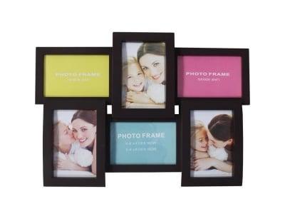 Рамка за снимки 3246-3 - кафява