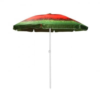 Градински чадър овал - голям