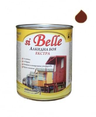 Алкидна боя si Belle Екстра светло кафява