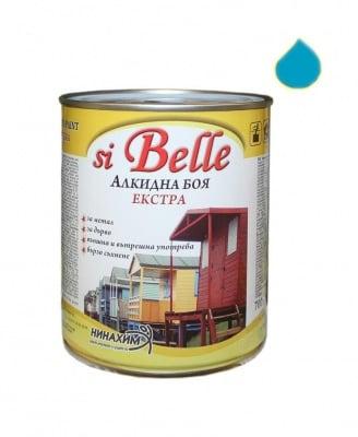 Алкидна боя si Belle Екстра светло синя