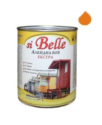 Алкидна боя si Belle Екстра оранжева