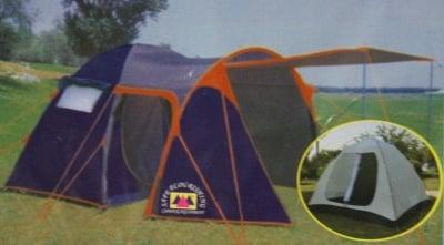 Палатка 6 места
