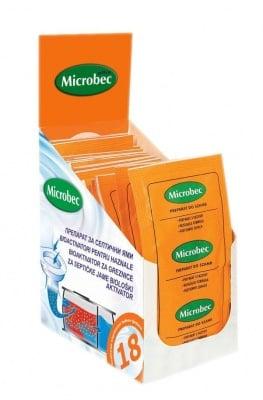 Препарат за септични ями 25 гр. Microbec