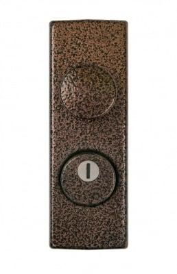 Дръжка за врата секретна с топка 5003