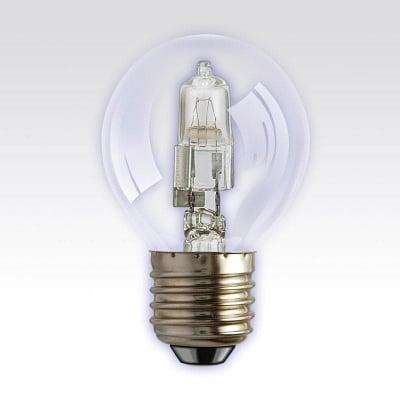 Енергоспестяваща халогенна лампа H Saver GH45 28W Е27 Vivalux