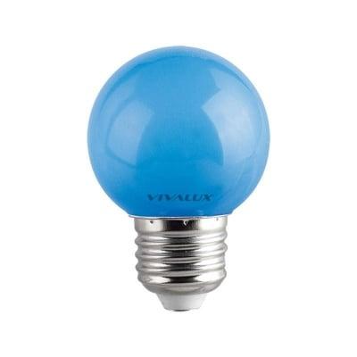 LED лампа Colors LED - CL 1W G45 BLUE Vivalux