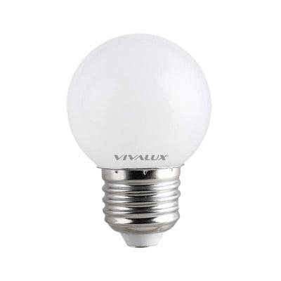 LED лампа Colors LED - CL 1W G45 WHITE 6400 K Vivalux