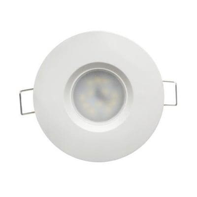 LED луна за вграждане  6.5W  бяла - Ultralux