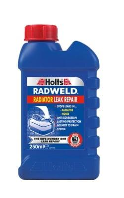 Препарат Holts RADWELD  против теч в радиатори 250 мл.
