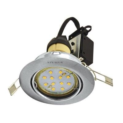 LED луна за вграждане + лампа  ARLO VivaLux