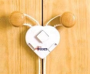 Гъвкава защита за чекмедже