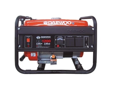 Бензинов генератор GD1200 Daewoo