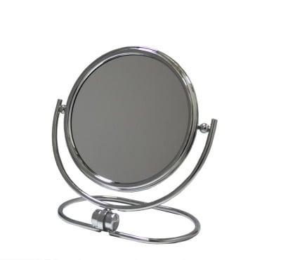 Козметично двустранно огледало сгъваемо