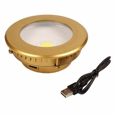 Соларна къмпинг лампа