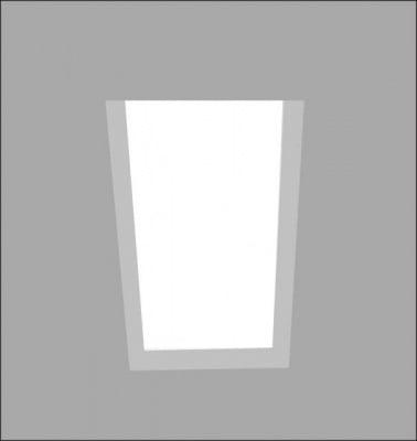 """Огледало за баня """"Нарцис"""" - Inter Ceramic"""