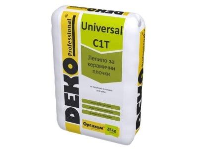 Лепило за плочки Deko Professional Universal - 25 кг.