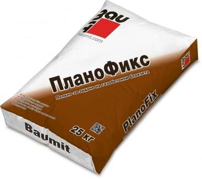 Лепило за газобетон Baumit Планофикс 25 кг.
