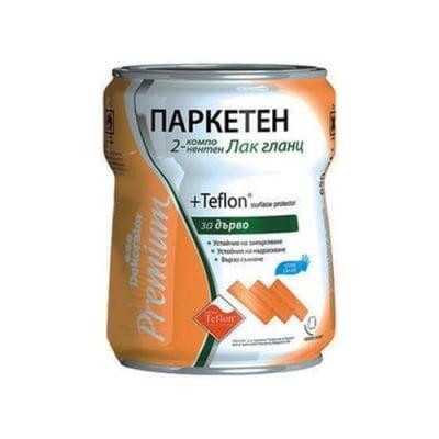 Паркетен лак с Teflon® Dekorator Premium
