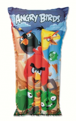 Надуваем дюшек Angry Birds