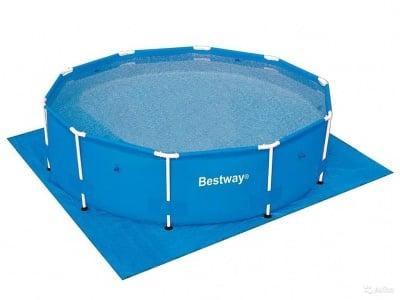 Подложка за басейни Bestway 58001