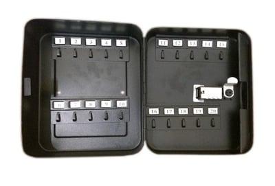 Депозитна кутия за 20 бр. ключове