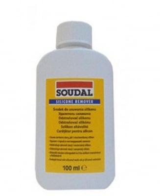 Препарат за премахване на силикон - SOUDAL