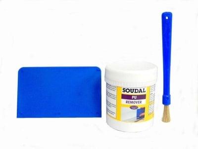 Препарат за премахване на засъхнала пяна - SOUDAL