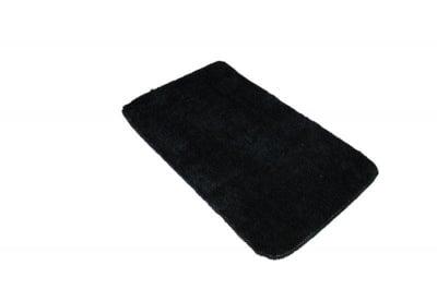 Постелка за баня super soft черна