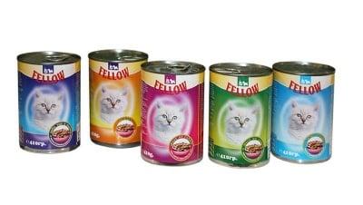 Консерва за котки 410 гр. Пиле