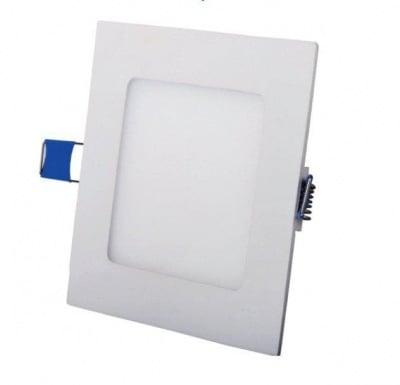 LED панел за вграждане квадрат Vito 12W