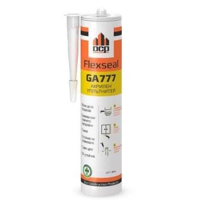 Акрилен уплътнител Flexseal GA777 - бял DCP