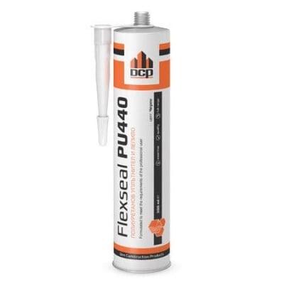 Полиуретанов уплътнител Flexseal PU440 - бял