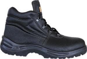 Работни обувки от естествена кожа Panda Safety №44