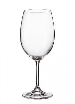 Комплект чаши за вино Bohemia Crystalite Klara