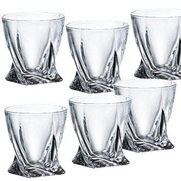 Комплект чаши за ракия Bohemia Crystalite