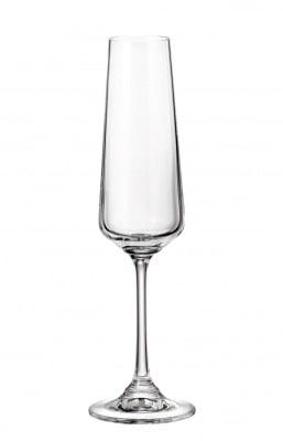 Комплект чаши за шампанско Bohemia Crystalite