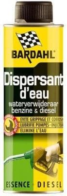 Препарат премахващ водата-дизел и бензин Bardahl