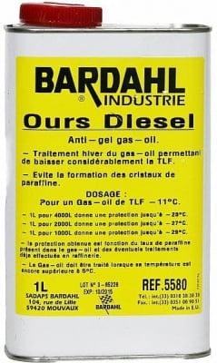 Антифриз-дизел Bardahl