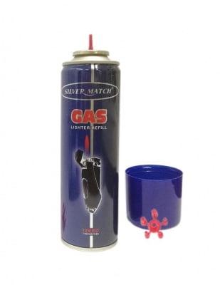 Газ за запалки