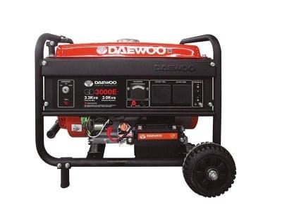 Бензинов генератор GD3000Е Daewoo