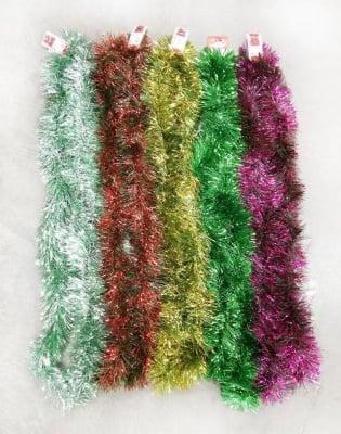 Гирлянд в два цвята ф10/2 м.