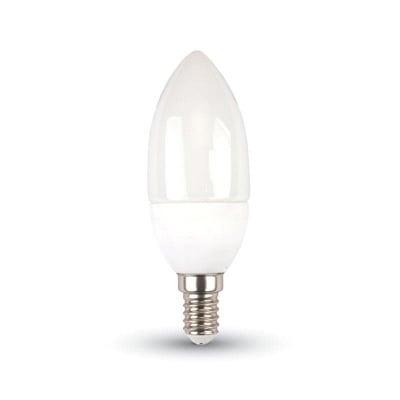 LED крушкa Кендъл 3W Е14 2700K V-TAC