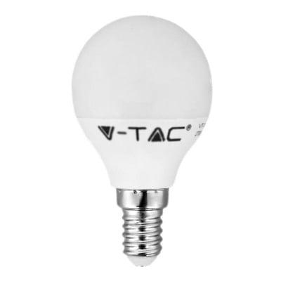 LED крушкa 6W Е14 4000K V-TAC