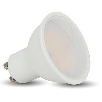 LED крушка 3W GU10 3000K V-TAC
