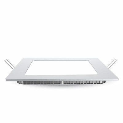 LED панел квадрат Premium 12W 4500K V-Tac