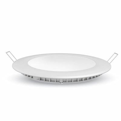 LED панел кръг Premium 12W 3000K V-Tac