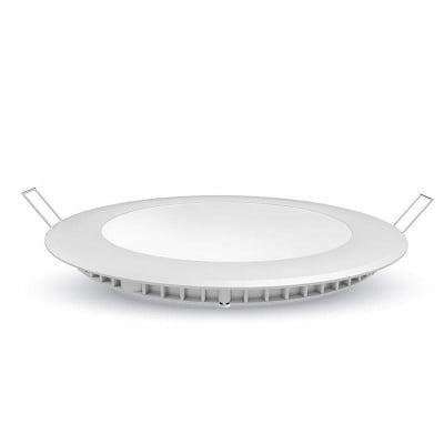 LED панел кръг Premium 18W 6000K V-Tac